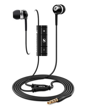 Auriculares Sennheiser MM70i Iphone