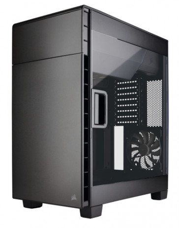 Caja Corsair Carbide Series Quiet 600C ATX invertido