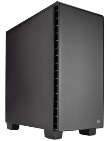 Caja Corsair Carbide Series Clear 400Q Compacta