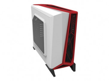 Caja Corsair Carbide Series SPEC-ALPHA Blanca/Roja