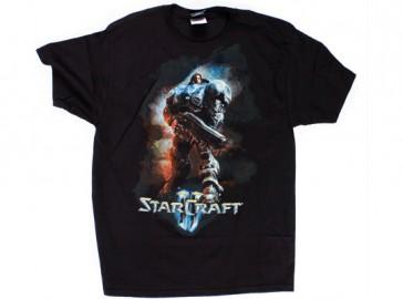 Camiseta- Starcraft 2 -Raynor- Talla XL