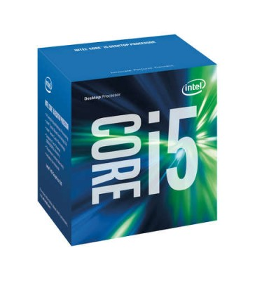 Procesador Intel Core i5-6600K - Box