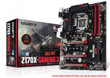 Placa Base GigabyteGA-Z170X-Gaming3