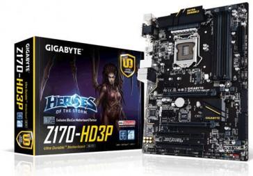 Placa Base GigabyteGA-Z170-HD3P
