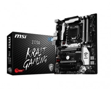 Placa Base MSI Z170A Krait Gaming