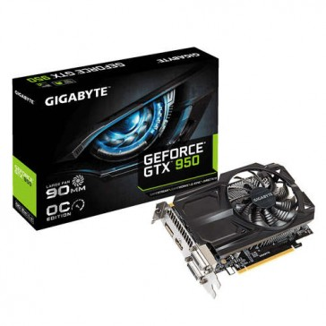 Gigabyte GeForce GV-N950OC-2GD