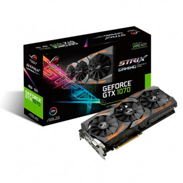Asus ROG Strix Geforce GTX 1070 Gaming 8GB GDDR5