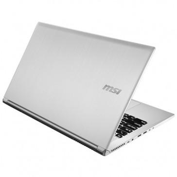"MSI Gaming PX60 6QE-485ES 2.6GHz I7-6700HQ 15.6"" 1920 x 1080Pixeles Negro, Plata"