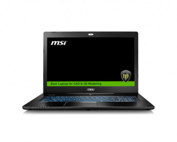 "MSI WS72 6QJ-212ES Intel Core i7-6700HQ/16GB/1TB+256SSD/M2000M/17.3"" 4K"