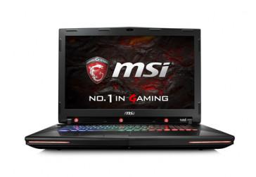 """MSI Gaming GT72VR 6RE(Dominator Pro Tobii)-044ES 2.7GHz i7-6820HK 17.3"""" Negro"""