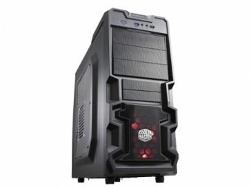 Caja Cooler Master K 380 - Negra
