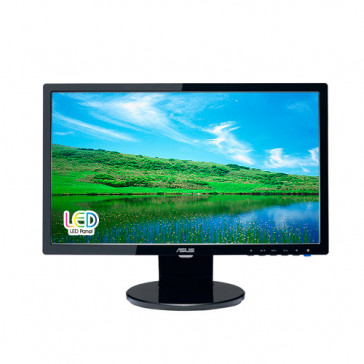 "Monitor Asus VE198S 19"" Black"