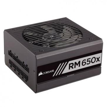 FuenteCorsairRM650x80+ Gold - Modular - 650W