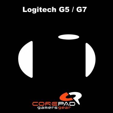 Surfers Corepad Skatez para Logitech G5 / G7