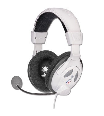 Auriculares Turtle Beach Ear Force PX22 - Blanco