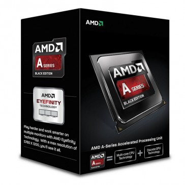 Procesador AMD A10-6800K - 4.10Ghz Box FM2