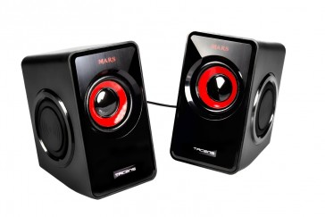 Altavoces Mars Gaming MS1 2.0- 10W RMS