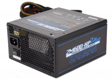 Fuente Zalman ZM-600 HP Plus 80+ Bronze - 600w