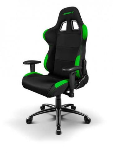 Silla Drift DR100 - Negra Verde