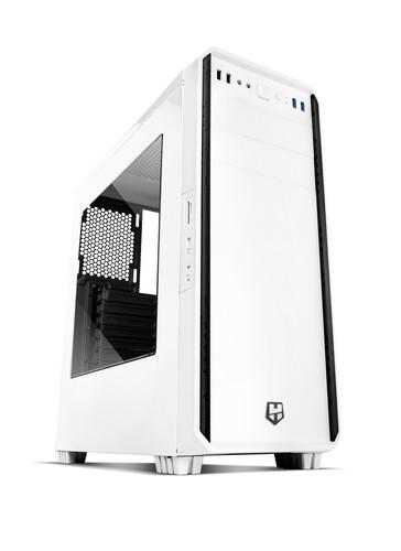 Caja NOX ATX Hummer ZS USB 3.0 Blanco