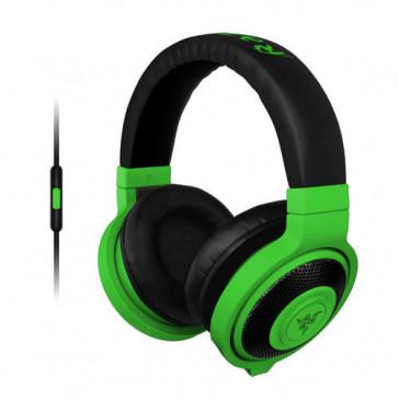 Auriculares Razer Kraken Mobile Neon Verde