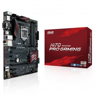 Placa Base Asus H170 PRO GAMING