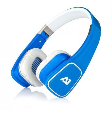 Auriculares Attitude One Almaz - Azul