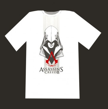 Camiseta Assassins Creed 2 - Justice - Talla L