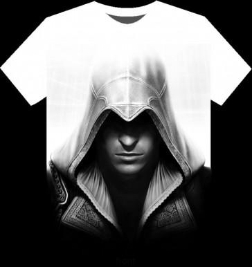 Camiseta Assassins Creed 2 -  Ezio - Talla XL