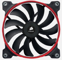 Ventilador Corsair AF140 Quiet Edition