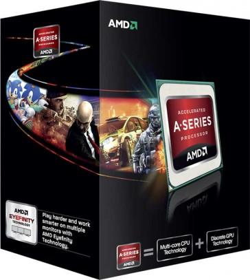 Procesador AMD A10 5800K - 3,80 Ghz Box FM2
