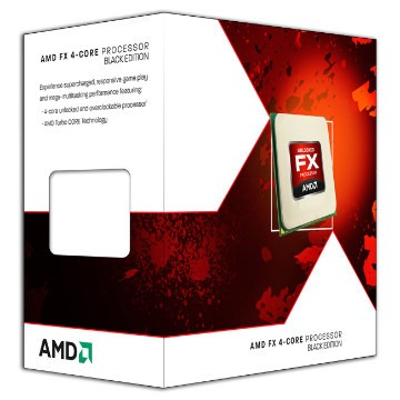 Procesador AMDFX4300 3.8Ghz - Socket AM3+