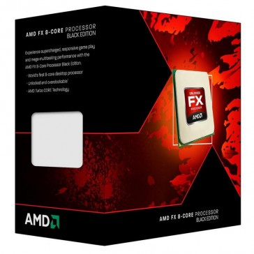 Procesador AMD FX-8350 Black Edition - Box