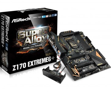 Placa Base Asrock Z170 Extreme6+