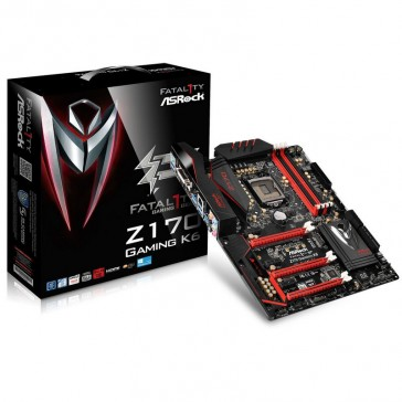 Placa Base Asrock Z170 Gaming K6