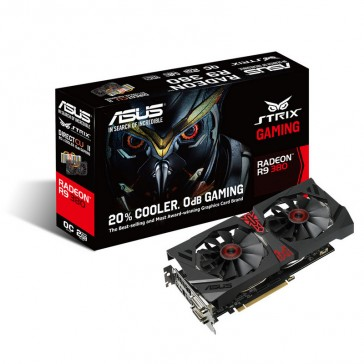 Asus RadeonSTRIX-R9380-DC2OC-4GD5-GAMING
