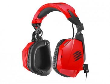 Auriculares Mad Catz FREQ 3 - Rojo