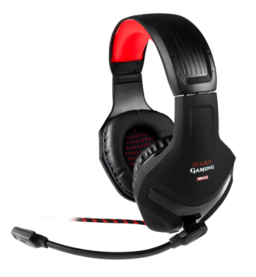 Auriculares Mars Gaming MH2 - PC/ PS4/ MAC