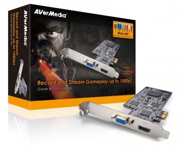 Capturadora AVerMedia Game BroadCaster HD -