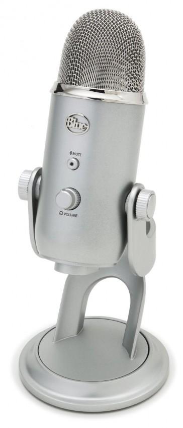 Micrófono Blue Microphones Yeti - USB - Gris