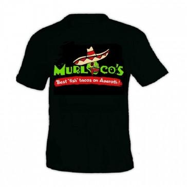 Camiseta Jinx WOW Murlocos Tacos - Talla XL