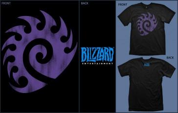 Camiseta Starcraft Zerg - Talla XL