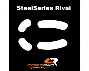 Surfers Corepad Skatez para SteelSeries Rival / Rival 300
