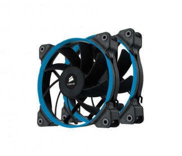 Ventilador Corsair AF120 LN Quiet  Dual - 120mm