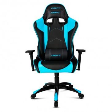 Silla Gaming Drift DR300 - Negra Azul