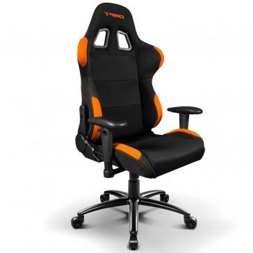 Silla Gaming Drift DR100 - Negra Naranja