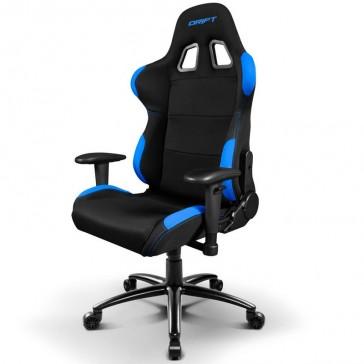 Silla Gaming Drift DR100 - Negra Azul