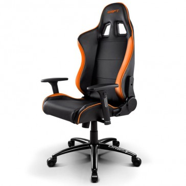 Silla Gaming Drift DR200 - Negra Naranja