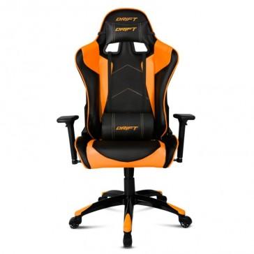 Silla Gaming Drift DR300 - Negra Naranja