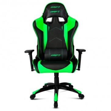 Silla Gaming Drift DR300 - Negra Verde